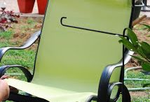 Lawn Chair Recovering