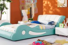 Kids Collection / Zuri Contemporary Kids Furniture  / by Zuri Furniture