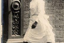 Female english fashion 1900-1910