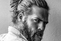 Mens barba