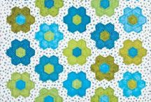 quilt, hexies / by Sonia