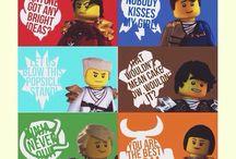 LEGO NINJAGO!!!
