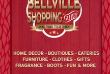Things to do in Bellville, Texas / Eats, drinks, shopping, services. Fun. Bellville, Texas is part of the Roundtopolis.