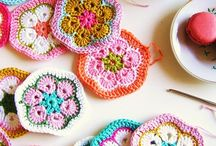 Knit and crochet / by Marija