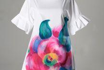 poslikava oblek