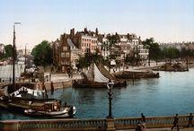Oud Rotterdam in kleur