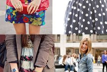 Prints & fashion inspiration