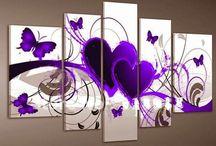 Vlinders / Vlinderschilderijen