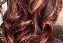 couleur et coiffure
