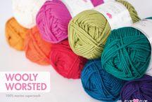 Yarns & Threads / by Pile O' Fabric