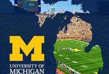 "Michigan ""Go Blue"""