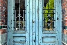 I love Doors! / by Heidy Wasson