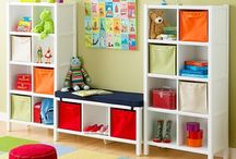 organizing rooms