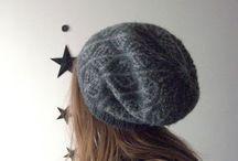 Tricot : bonnets, écharpes, headband, gants, mitaines, etc.