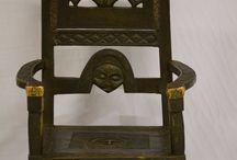 Chokwe Throne