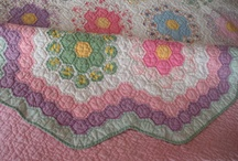 Quilting Bee / Quilts, Blankets and Comforters / by SunflowerCollectibles Carrie Kernel
