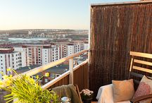 balkonumuz için ♡