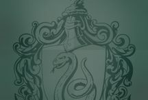 Proud to be a Slytherin / by Alicia Rondos