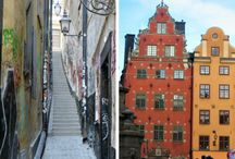 Sweden / A board with pins that will help you travel to Sweden. From city guides, things to do at the destination, itineraries and so much more. Check these pins to find the best content to help you #travel to #Sweden .
