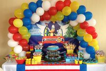 Party Theme- Sonic and Games