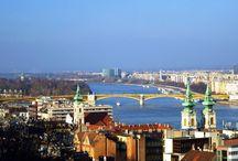 Budapest / Budapest este capitala al Ungariei.