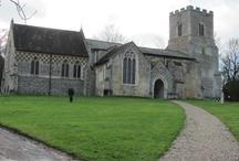 Hadstock Essex / My village