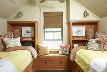 cabin ideas / by Bethany Mahnke