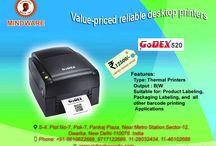 Godex 520 Barcode Printer