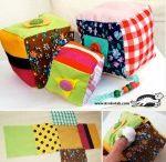 textilből