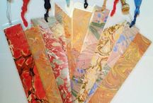Ebru bookmarks
