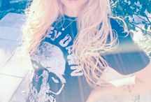 Avril Lavigne / Zdjęcia i obrazki z Avril i jej twórczością