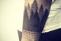 Left forearm tattoo