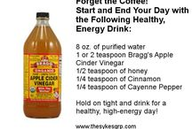 Healthy energy drink