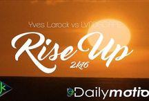 New promo song... Yves Larock &  LVNDSCAPE feat. Jaba - Rise Up 2k16 feat. Jaba (Extended Mix)