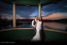 The Lodges at Cresthaven /  Lake George, New York Weddings