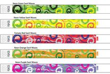 Wristbands Designs  / All of our top designs located in one great place.