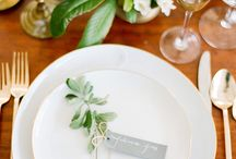 Who is sitting here?- place cards ideas