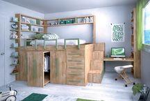 Camere da letto bimbi