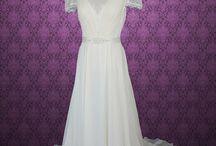 Jenny Packham Inspired Wedding Dress