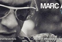 """Marc Anthony """"Vivir mi Vida"""" / by Profit Producciones"""