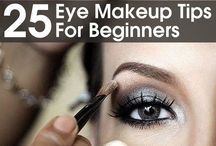 Eye makeup for beginers