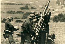 II WW German Flaks & Guns