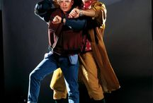Back to the future photoshoot