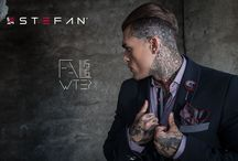 Collection Fall Winter 15-16 / Stephen James for Stefan