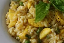 Let's eat - Risotto.