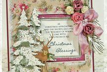 Scrapbook-Christmas Cards / by Dorota Wrona