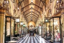 Everything Melbourne / Exploring the Streets and Shops of beautiful Melbourne City, in Victoria~