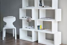 ANGOLO Bookcase & Shelves
