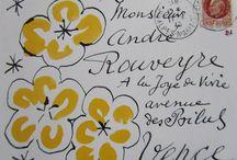 Type & handwriting / by Minke Havelaar