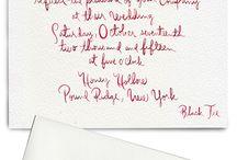 Wedding Paper & Calligraphy